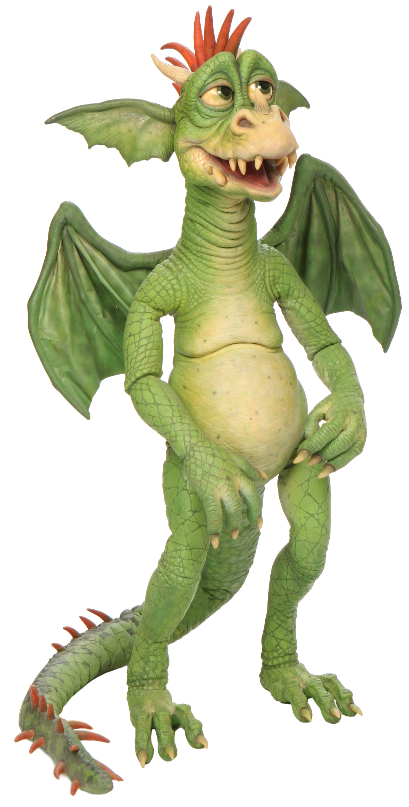 "Talking /""Scorch/"" dragon doll"